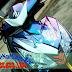 Sơn xe Air Blade Thái đổi màu góc nhìn cực đẹp [AirBlade_SG2003]