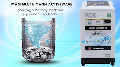 Mâm giặt Active Wave