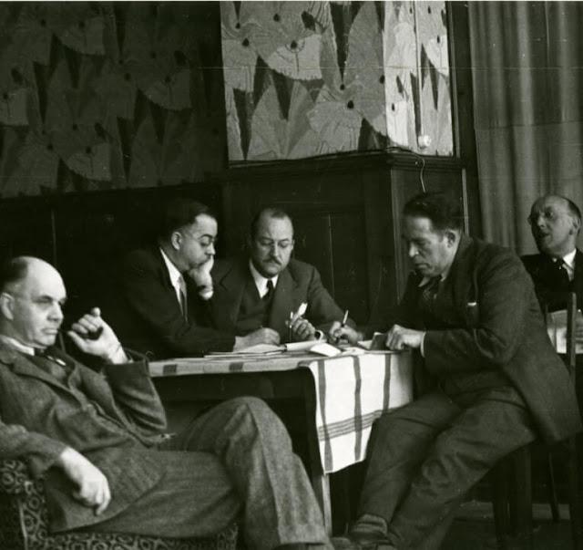 Gründung der Mont-Pèlerin-Gesellschaft (1947)
