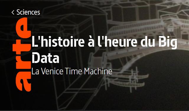 La Venice Time Machine - L'Histoire à l'heure du Big Data / ARTE