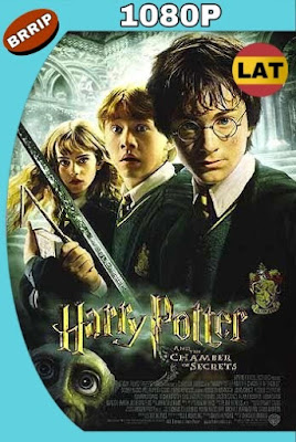 HARRY POTTER Y LA CÁMARA SECRETA (2002) [OpenMatte] 1080P LATINO-INGLES MKV