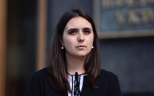 Прес-секретар Зеленського перешкоджала роботі журналіста