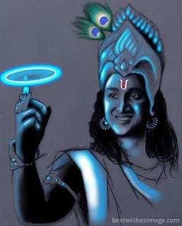 lord krishna images from mahabharat