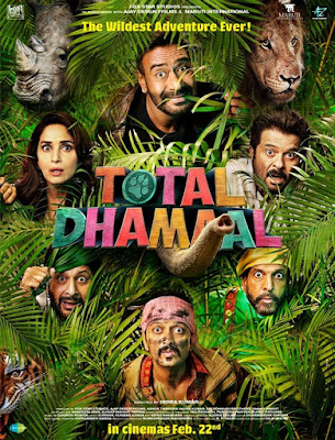 Total Dhamaal: Star Cast and Crew, Predictions, Posters, First Look, Story, Budget, Box Office Collection, Hit or Flop, Wiki