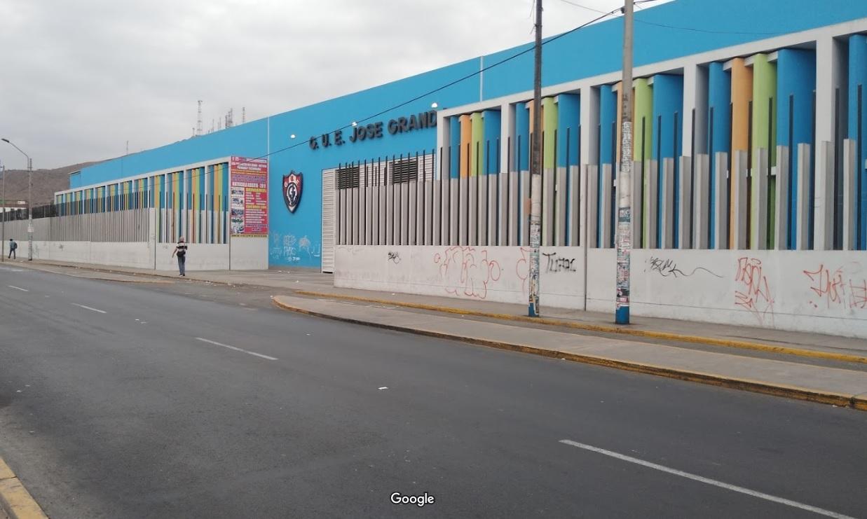 Escuela JOSE GRANDA - San Martín de Porres