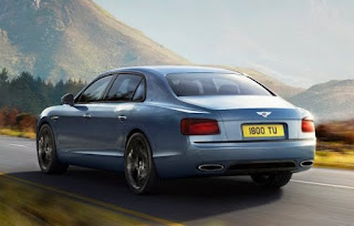 Bentley Flying Spur Colors