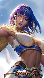 Rafaela Fertility Goddess Heroes Support of Skins Rework V2