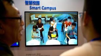 استعمال تقنية التعرف على الوجوه لمراقبة سلوك الطلاب