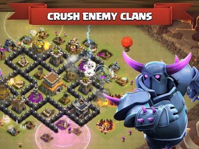 Clash of Clans v8.332.14 Apk (Mod Money)