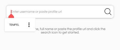 Cara Melihat Foto Profil Instagram Teman Secara Full HD