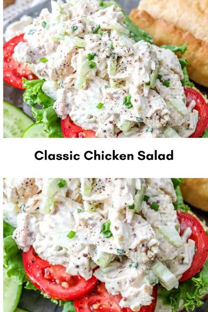 Classic Chicken Salad