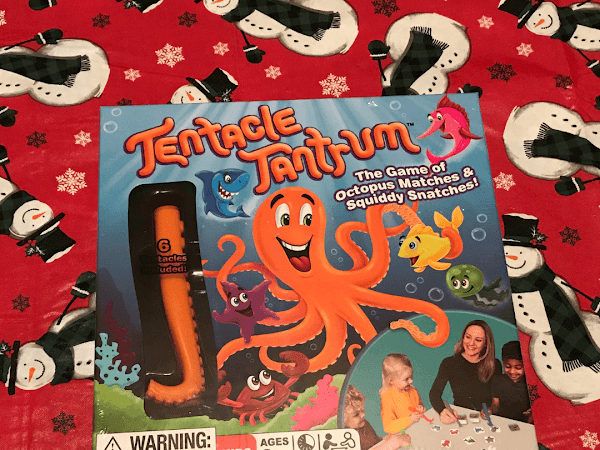 Tentacle Tantrum Brings Under The Sea To Life Right In Your Living Room