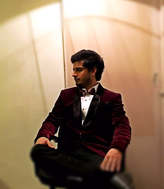 Tahir Raj Bhasin ready for Star Screen Awards 2016