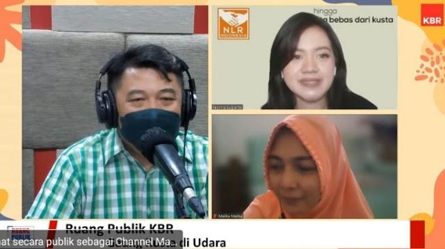 Sosialisasi Kusta by KBR dan NLR Indonesia