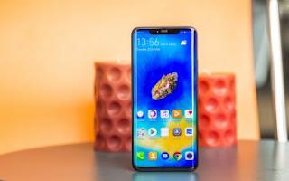 هاتف Huawei Mate 20 Pro يتلقى تحديث EMUI 10