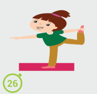 Kids Fitness - Yoga