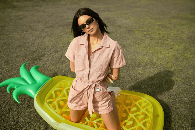 Penshoppe Spring Summer 2019 Campaign featuring Kendall Jenner