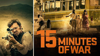 Film 15 Minutes of War (2019)