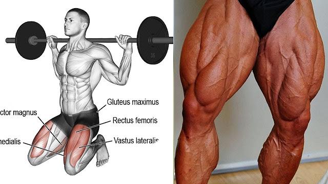6 Best Exercises To Build Massive Legs