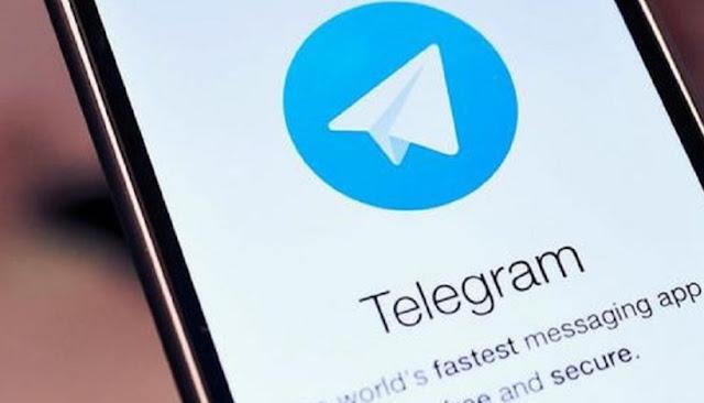 Cara Hapus Kontak di Aplikasi Telegram