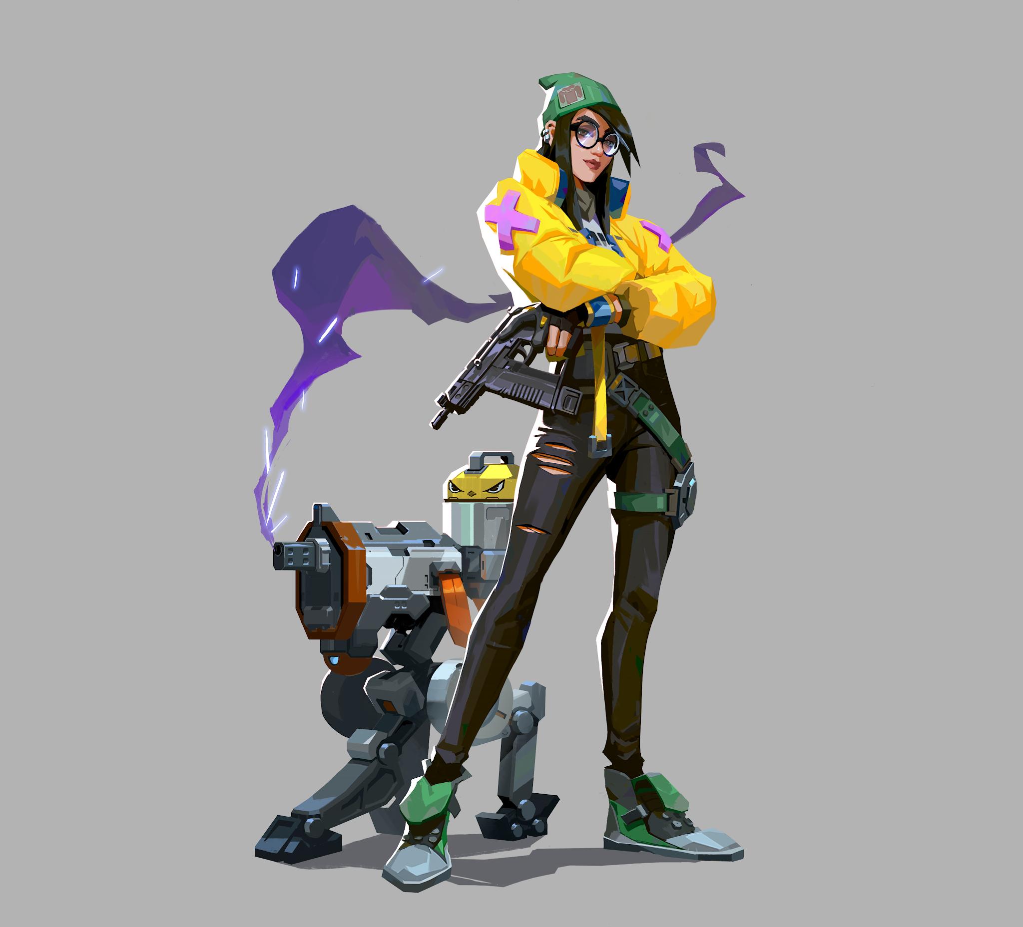 Riot Games reveló el origen de Killjoy, el nuevo agente de VALORANT
