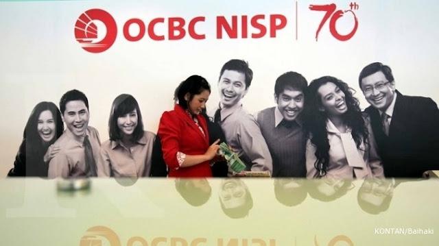 Lowongan Kerja Frontliner Bank OCBC NISP Area Jabodetabek