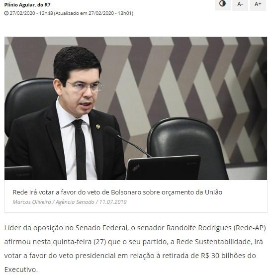 1º EFEITO DA CONVOCAÇÃO DO DIA 15/03