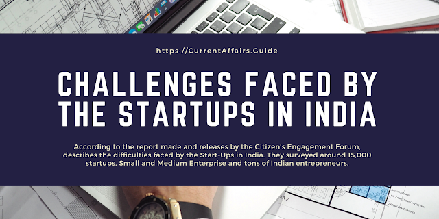 Challenges Faced by the Startups in India