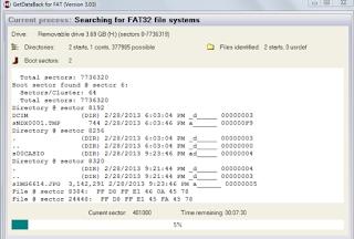 Cara Mengembalikan File yang Terhapus di Flashdisk dengan Runtime GetDataBack