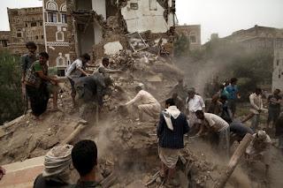 Tragedi Pilu Distrik Hajour: 105 Warga Sipil Terbunuh Karena Tembakan Teroris Syiah Houthi