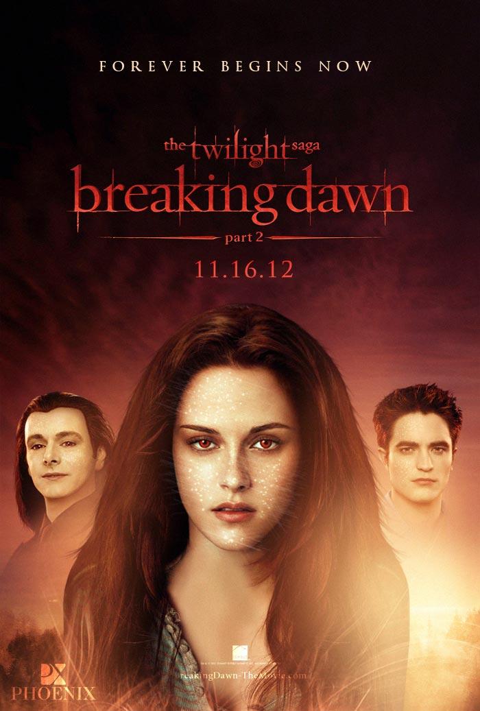 暮光之城4:破曉下集 (The Twilight Saga: Breaking Dawn - Part 2 ) @ YES MOVIE - 電影情報誌