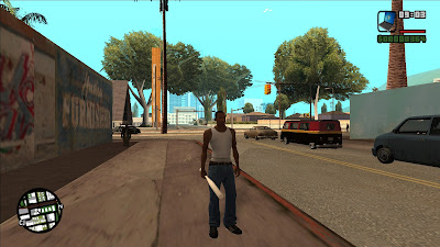 Notebook Mod V1.0 For GTA San Andreas Pc