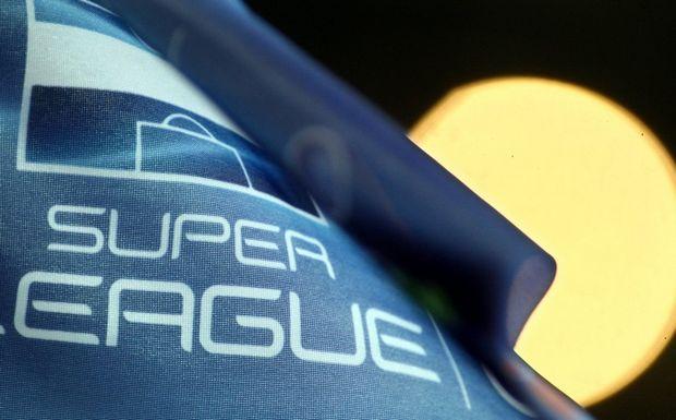 Super League: Την Δευτέρα η κλήρωση