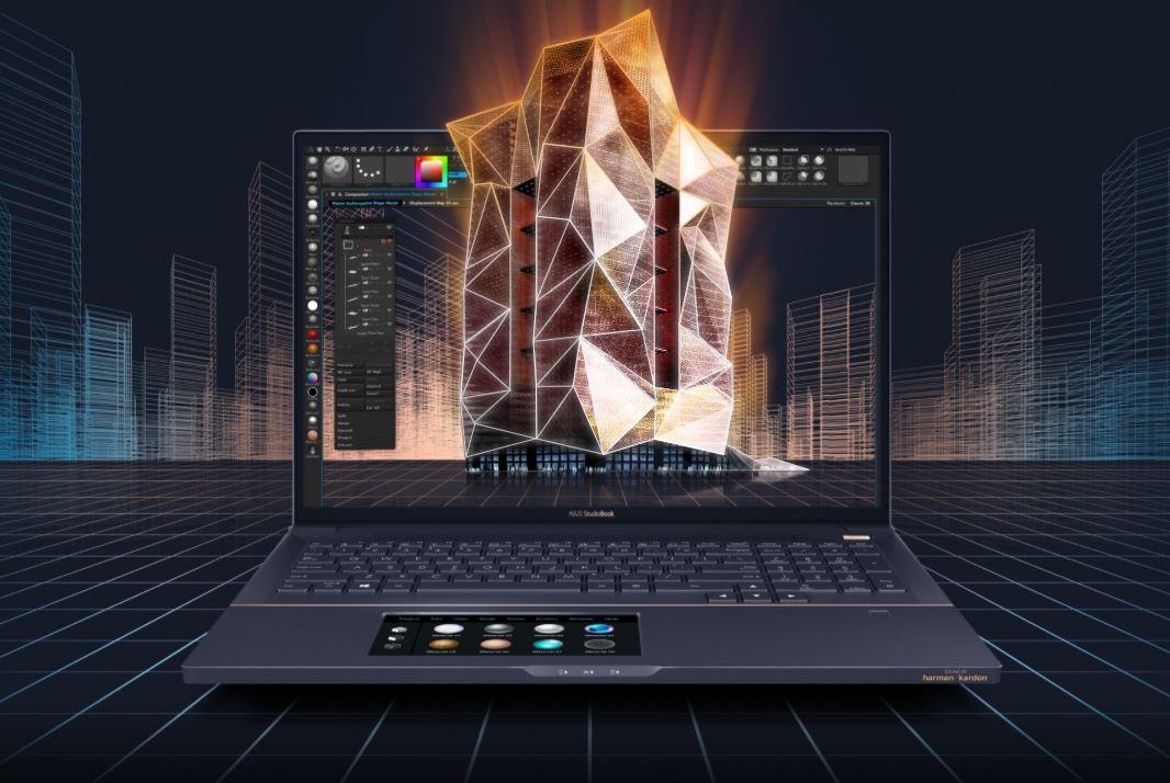 Asus ProArt Studiobook Pro X W730G5T H8100R, Laptop Workstation Bertenaga Intel Xeon dan Quadro RTX 5000