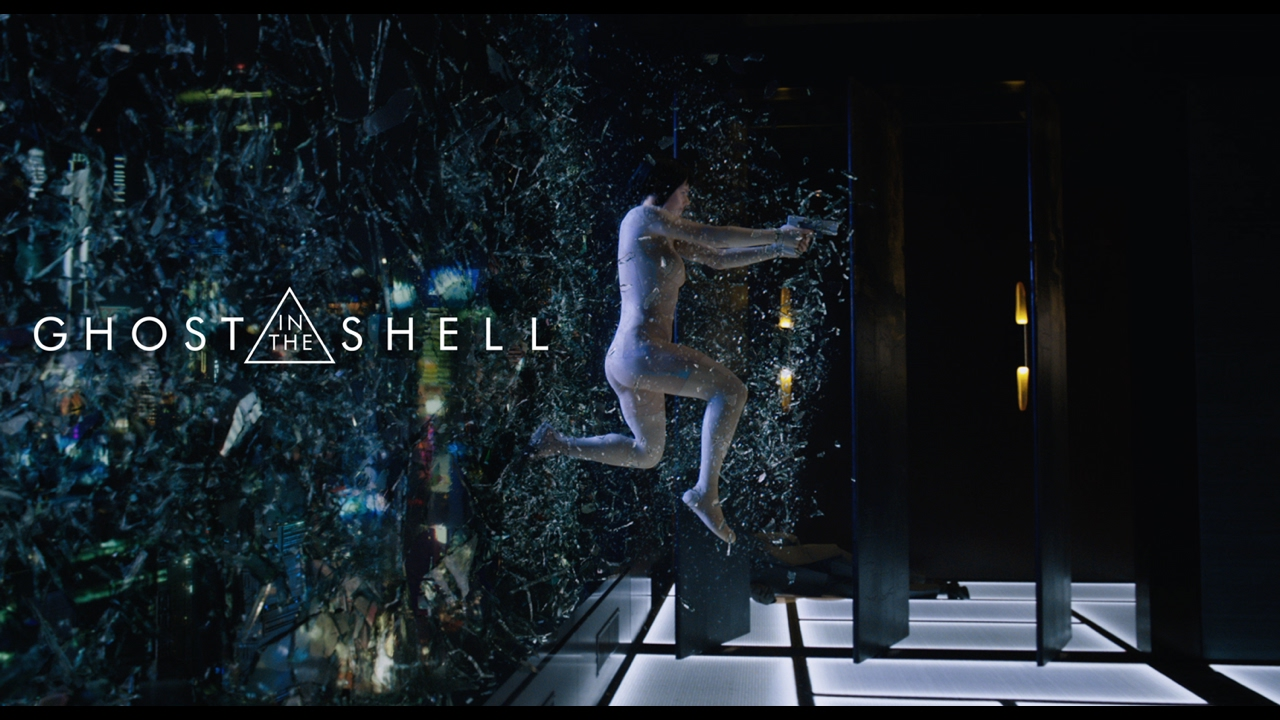 Ghost In The Shell Serien Stream