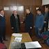 """Premijer Tulumović i ministar Sulejman Brkić posjetili Policijsku stanicu """"Istok"""", kao i lokaciju na koju bi trebala biti izmještena"""