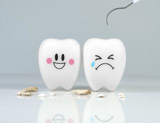 Menghilangkan Plak Gigi