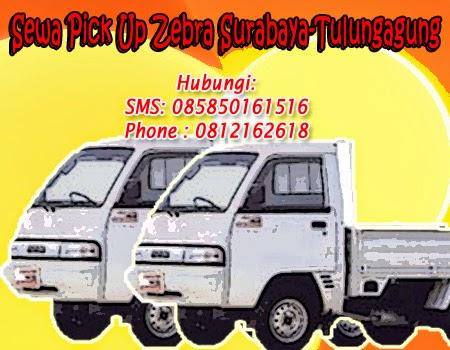Rental Pick Up Zebra Surabaya - Tulungagung