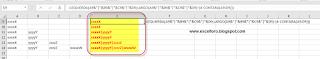Alternativas a la función UNIRCADENAS de Excel 365