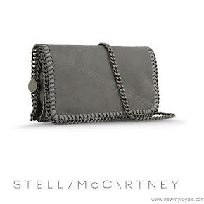 Crown princess Victoria Style STELLA McCARTNEY Clutch