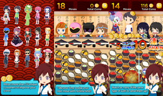 Sushi Snatch Lot of coins/Always full energy Mod Apk ...