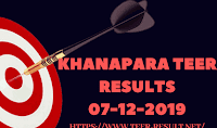 Khanapara Teer Results Today-07-12-2019
