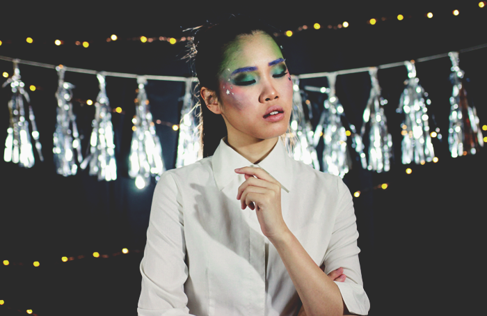 Brunei Blogger May Cho in collaboration with makeup artist Muiz Zamri and Photographer Lily Harith