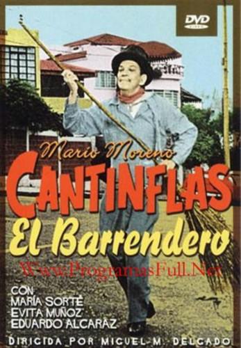 El barrendero (1982) [BRrip 720p] [Latino] [Comedia]