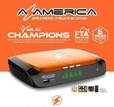 ATUALIZAÇÃO AZAMERICA CHAMPION - v1.06 - 21/08/2017