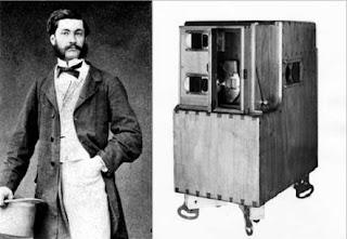 Louis Le Prince - el verdadero inventor del Cine