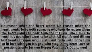 14 January Valentine's day