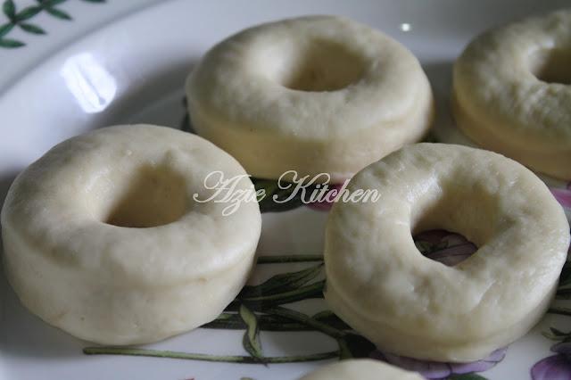 Donut Yang Gebu Gebana