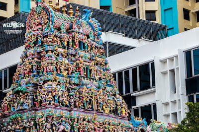 Sri Veeramakaliamman Temple www.WELTREISE.tv