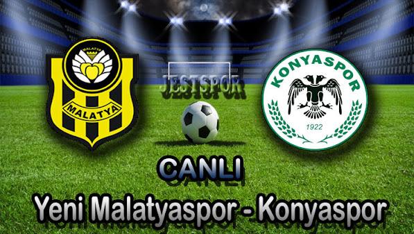 Yeni Malatyaspor - Konyaspor Jestspor izle